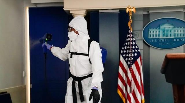 疫情预防:特朗普离职后,拜登入住前,白宫将全面消毒。  第2张