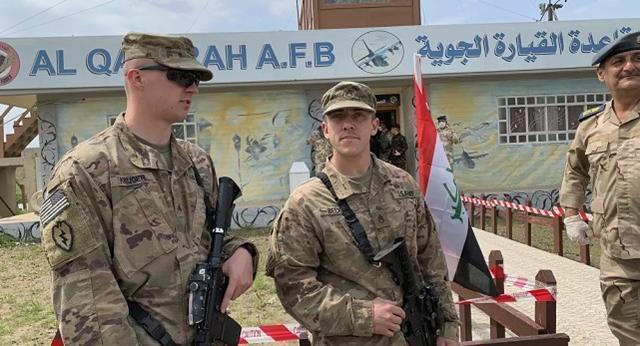 驻扎在中东的美军处于高度戒备状态。美国高级官员:攻击美军不符合伊朗的利益。  第1张