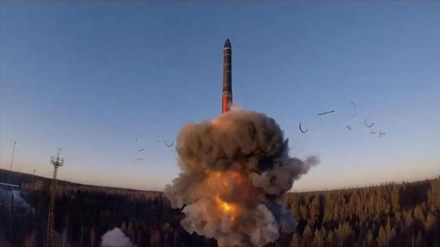 难得!俄罗斯举行大规模核打击演习,普京亲自指挥。  第3张