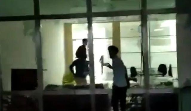 一家台湾企业产能从大陆转移到印度的工厂被印度工人砸了!  第1张