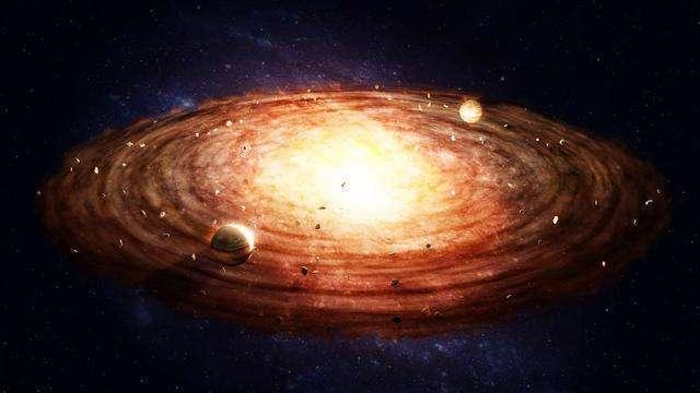 英国将建造一艘宇宙飞船来探测彗星,并揭开地球上生命起源的秘密。  第3张