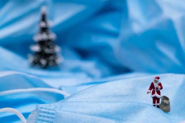 """致命的""""礼物""""!圣诞老人造访比利时养老院后,70多人感染了新冠肺炎病毒。  第1张"""