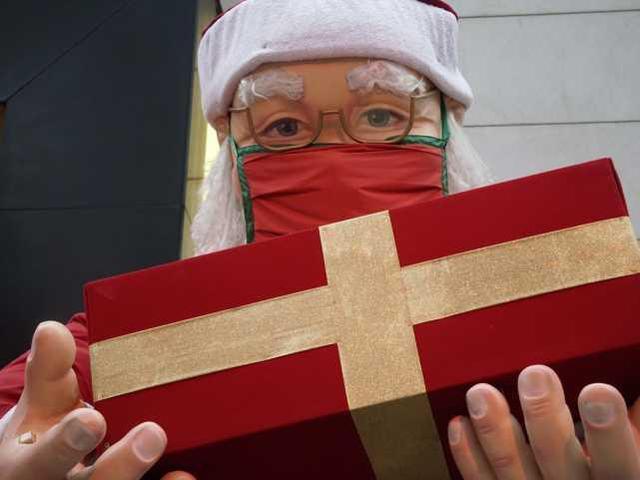 """致命的""""礼物""""!圣诞老人造访比利时养老院后,70多人感染了新冠肺炎病毒。  第3张"""