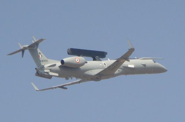 """印度媒体:为了监视中巴边境地区,印度将""""建造""""六架新的预警飞机。  第3张"""