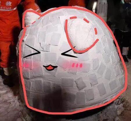 可爱!嫦娥五号返回舱上盖着暖宝宝。  第4张
