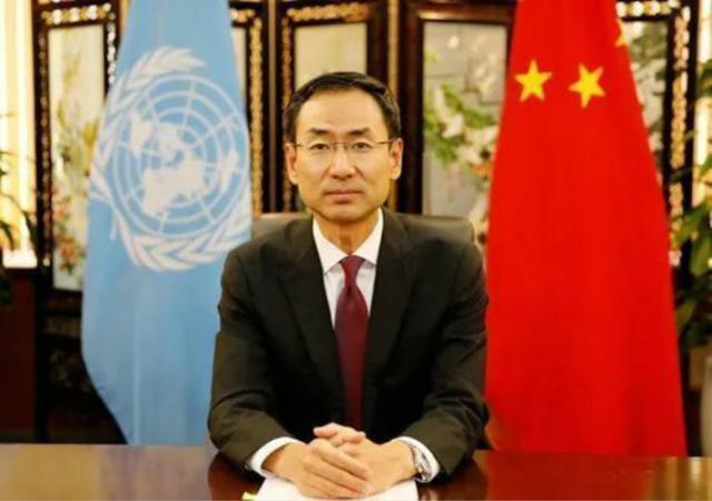 中国代表:所有驻扎在阿富汗的外国罪犯都应该被绳之以法。  第1张