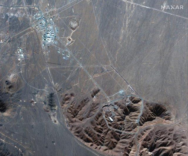 拜登的新担忧?美国媒体:伊朗正在山里建造新的核设施。  第2张