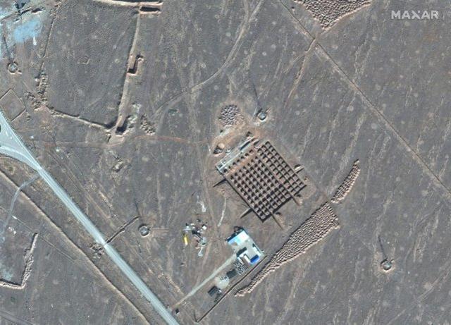 拜登的新担忧?美国媒体:伊朗正在山里建造新的核设施。  第1张