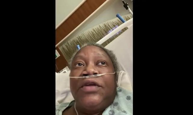 """""""黑人就这样被杀了。""""非裔美国医生说,他们在新冠肺炎去世前受到虐待。  第1张"""