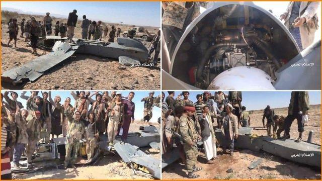 沙特阿拉伯空军彩虹-4B被什么打倒了?外国媒体推测是奇怪的伊朗导弹。  第2张
