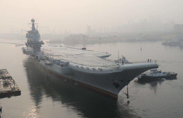 美智库:今年中国军队以海军为中心的公开活动增加了1.5倍。