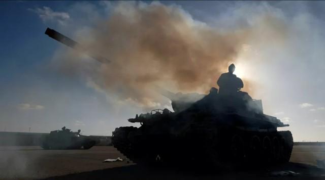 土耳其防卫长访问利比亚警告哈夫塔尔:攻击土军,受到军事打击!  第3张