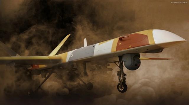 美媒体:俄罗斯版的渔民无人机发射了第一枚导弹,但离中美还不远。  第1张