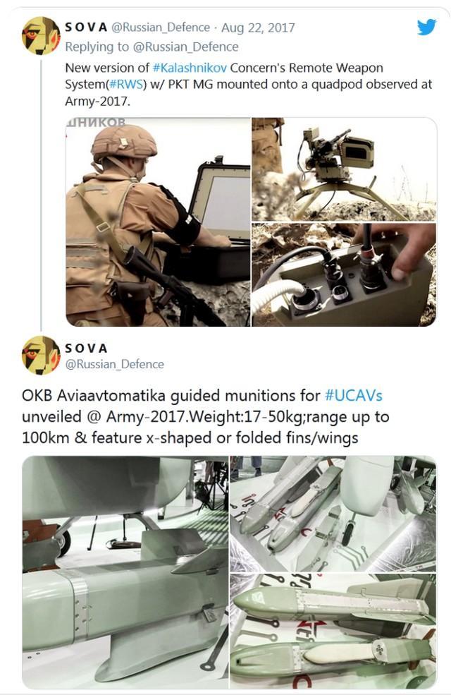 美媒体:俄罗斯版的渔民无人机发射了第一枚导弹,但离中美还不远。  第4张