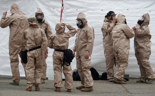 美国首例变异新冠感染者是国民保安队员,曾被派往养老院。  第2张