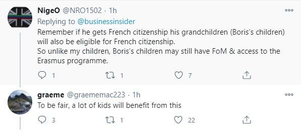 英国首相的父亲:我要入籍法国,成为法国人。  第3张