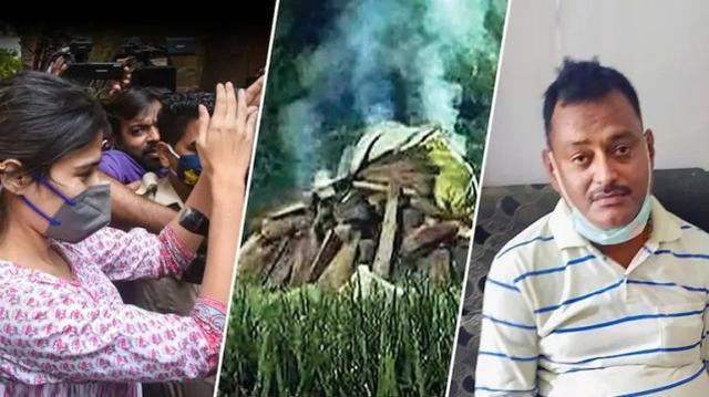 黑帮杀害警察,强奸贱民,警察私刑:印度媒体盘点今年震惊印度的罪行。  第1张