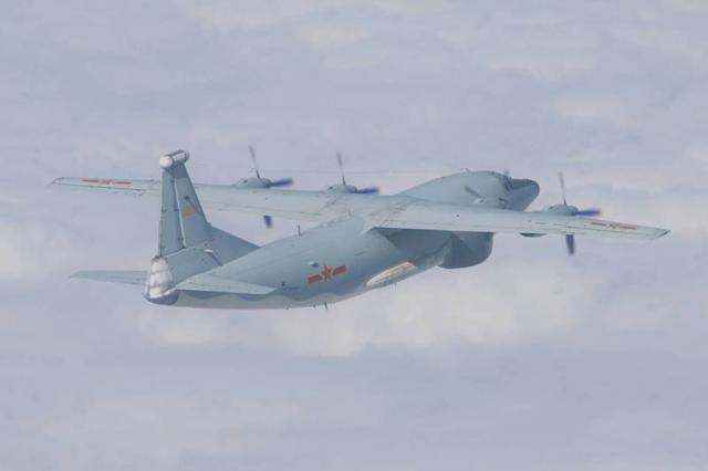 台湾媒体:解放军军机上午进入台空域2次,今年4天没有缺勤  第1张