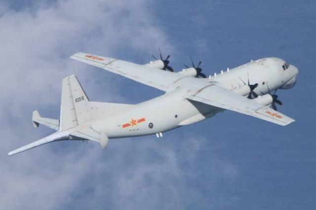 台湾媒体:解放军军机连续5天进入台空域,2021年保持全勤  第1张
