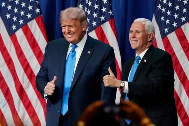 美国媒体声称伯恩斯无权亲自推翻选举结果,特朗普回应:假新闻。  第3张