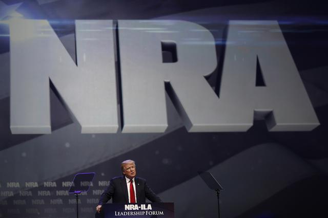 发誓在拜登就职前管枪?美国最大的持枪组织发出了强烈的声音。  第2张