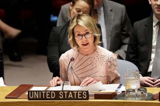 台湾媒体:美国常驻联合国代表取消台湾之行,专机在空中盘旋近4小时后回国。