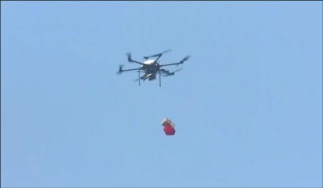 印度陆军首次演示无人机蜂群系统!印度媒体:为了打败中国,加紧防空系统的研发。  第4张