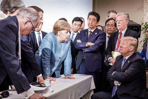 俄罗斯外交部:欧盟成员国敢于对德国围堵俄罗斯表示愤怒。  第3张