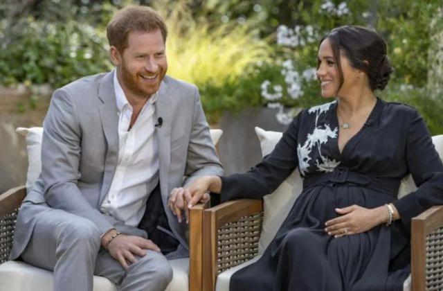 """""""英国王室最具破坏性的丑闻"""",哈利和他的妻子勃然大怒。  第1张"""