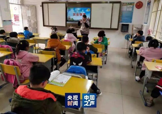 课堂上听到奇怪的声音,她的决定立了大功。  第5张