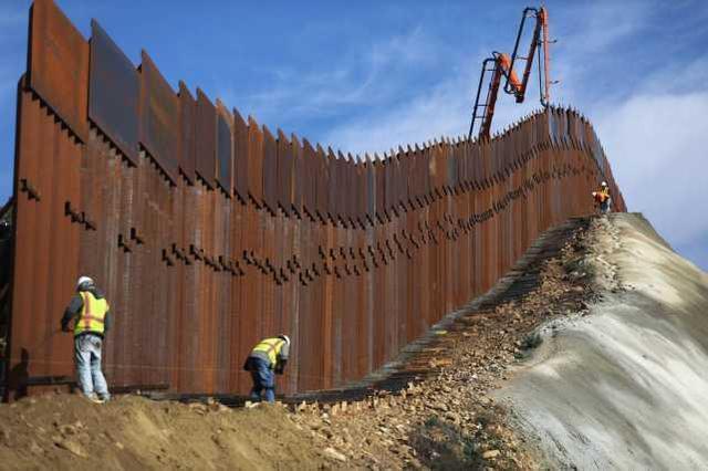 非法移民源源不断,共和党人指责拜登政府面临边境危机  第1张