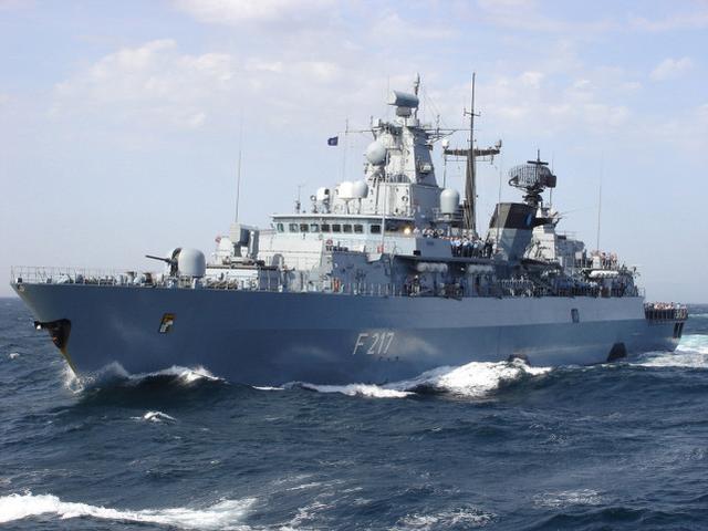 德国媒体一针见血:德国派军舰去南海?这是第二个东方战场!  第1张