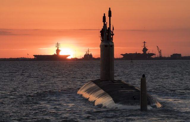 遏制中国老调重弹,美军开始评估重建第一舰队对抗中国  第1张