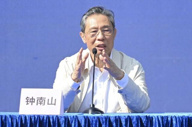 这项措施在香港受到钟南山的称赞。